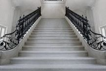 From Stair to Where?? / All kinds of steps and stairs reaching to whatever, wherever