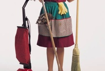 Domestic Goddess - cleaning
