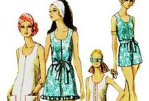 Sew-Beach and Resort / Sewing Patterns for Summer! / by Brantlea Newbery