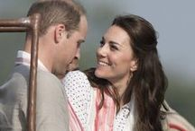 Duke and Duchess of Cambridge / Kate Middleton - Duchess, style icon, new mum ........ and William - Prince, soldier and new dad