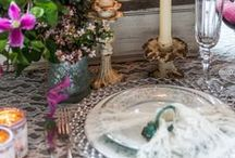 Company's Coming! / beautiful tablescapes / by Dara Inman