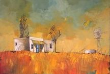 Artful Landscapes / Paintings and drawings of places
