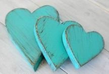 Artful Hearts / hearts in art