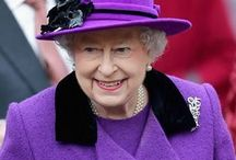 Elizabeth and Philip / The Queen and the Duke of Edinborough