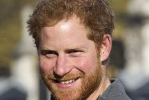 Royal Redhead - Prince Harry / All things Prince Harry - second son of Princess Diana and Prince Charles