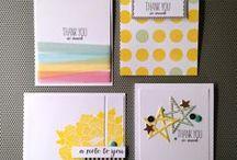 CARDS / by Samantha Olson VanArnhem