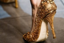 Shoe Fancy  / If only these were comfortable... Dream on / by Amber Johnson
