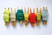 Crochet & Knitting / All things to do with yarn, crochet and knitting.