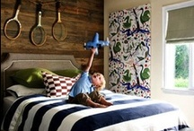 Kid Rooms / Classy rooms for classy kids / by Amber Johnson