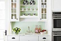 Dream Home: Kitchen Ideas / DIY Kitchen Decorating Ideas || Kitchen Decorating Ideas on a Budget || Kitchen Inspiration
