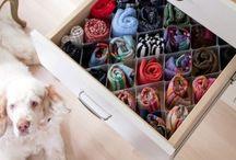 Organize It / by Stephanie Zamorano