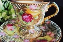 Teapots, Tea Cups & Tea Time / by Sandra Schimmelpfennig