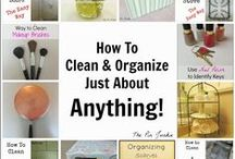 Cleaning/Housekeeping / Tips and Trick to make housekeeping a breeze!