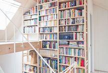 Library / by Stephanie Zamorano