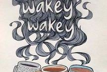 Wake Up. / Make it strong. / by Sunzirrupt