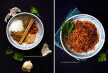 Spices  / by SpicieFoodie