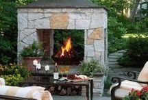 Garden Ideas and Outdoor Spaces / by Kay Dixon