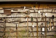 Garden Tools / Essential and eclectic garden tools for the home gardener