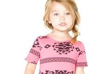 Pretty in Pink Girls Dresses  & Accessories llbd shop