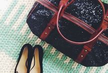 shoes and bags / by Haley Hine