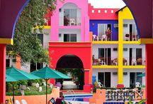 Mexico / by Stephanie Zamorano