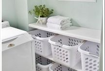 Dream Home: Laundry Room / Laundry Room DIY Projects and Home Decor Inspiration