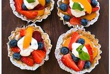 Pies, Tarts, Cakes and Cookies - oh my!  / by SpicieFoodie