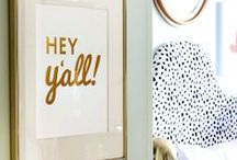 Dream Home: Living Room / Home Decor, DIY Projects to make our Living Room Fabulous