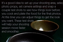 Food Photography Tips from Spicie Foodie / by SpicieFoodie