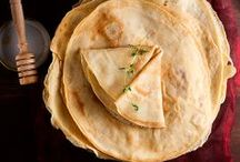 Crepes, Pancakes & Dosas / by SpicieFoodie