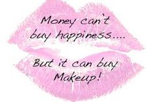 Make-Up, Nails and all things Girly! / My new recent obsession - all things make-up! / by AJ Burns