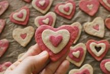 Cupid's Cookbook / Sweet Gluten Free Treats for Valentine's Day!