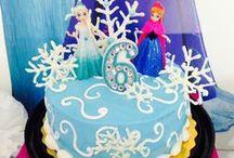 Party: Frozen Party / Frozen Party DIY Decor, Recipes