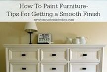 Furniture Makeover Projects / DIY furniture makeover projects you can do! Great furniture makeover tutorials and amazing beginner furniture projects!