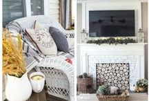 DIY Projects, Home Decor ideas and Recipes / Be inspired by tons of DIY Projects, Home Decor Ideas, and Recipes that you can do!