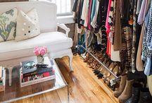 Closet Space / by Stephanie Zamorano
