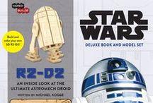 Star Wars / Follow us to a galaxy far, far away with this Star Wars board.