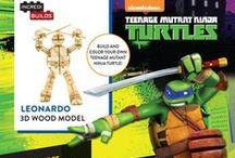 Teenage Mutant Ninja Turtles / Cowabunga dude! This board is for true Teenage Mutant Ninja Turtle fans.