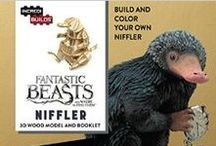 Fantastic Beasts / Harry Potter fans rejoice! Let's check out all things Fantastic Beasts.