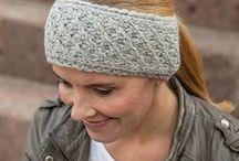 Stirnbänder / Stirnbänder, für die kalte Jahreszeit. Eine tolle Alternative zu Mützen oder Hüte, schnell gemacht.