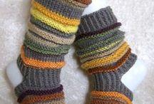 Beinstulpen / Um schöne warme Beine zu bekommen ideal. Legwarmer, Yogasocken, Beinstulpen.