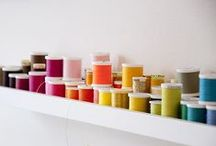 Craft Room Inspiration / by Robyn Werlich