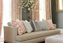Spaces & Decor Ideas / by Sandy McCabe
