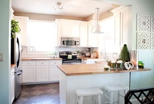 kitchen / by Mary Jones