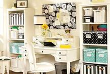Office of my Dreams / by Kristen Steele McCall {Graciously Authentic Media}