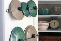Organization / Ways to make your home more functional.