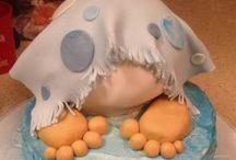 fun cakes / by Sarah Ashley