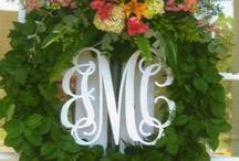 i like wreaths