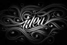 Graphic design : Typography