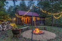 Our Rental Cabins / Our luxury cabin rentals in Blue Ridge, Georgia. / by Mountain Top Cabin Rentals